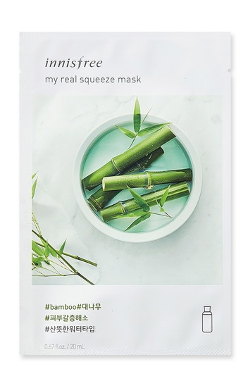 Innisfree  it s real squeeze bamboo